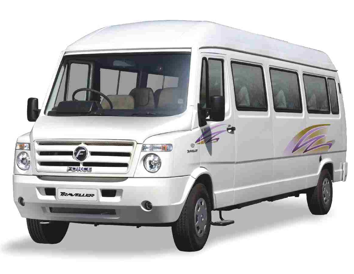 Tempo Traveller - 17 Seater