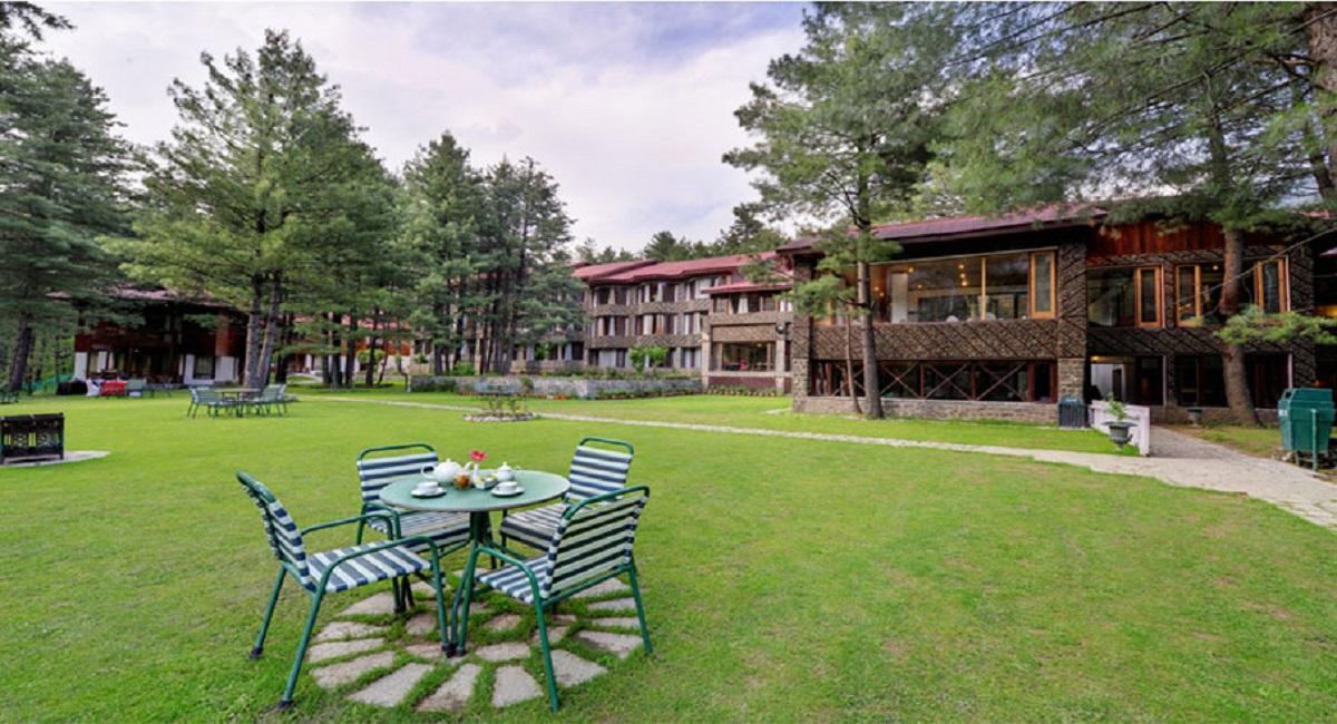 Hotel Pine-n-Peak