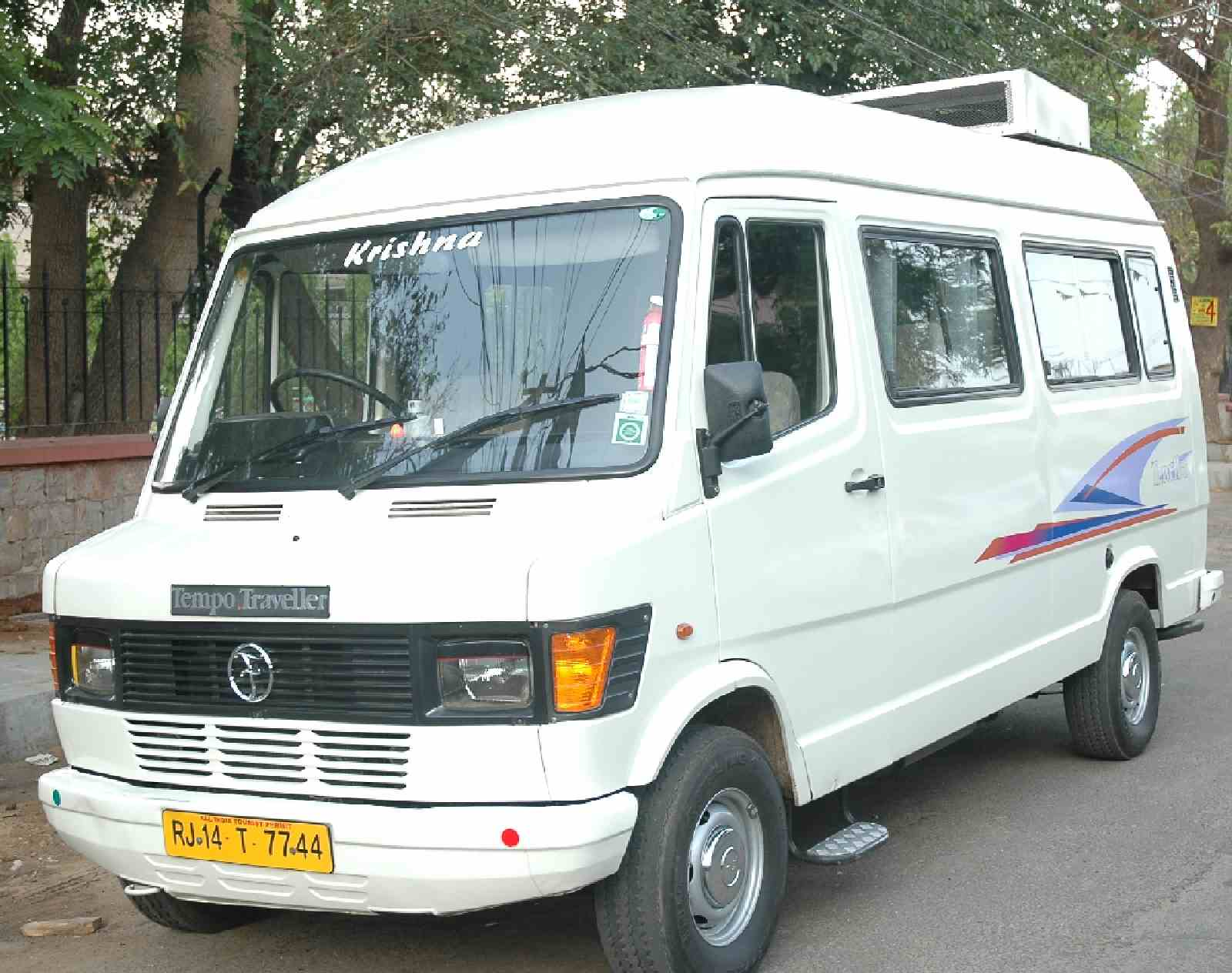 Tempo Traveller - 13 Seater